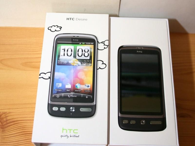 HTC Desire | Der Test (Teil 1: Erste Schritte)