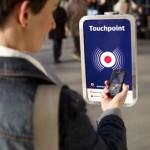 Touch and Travel der DB, Anwendung von NFC