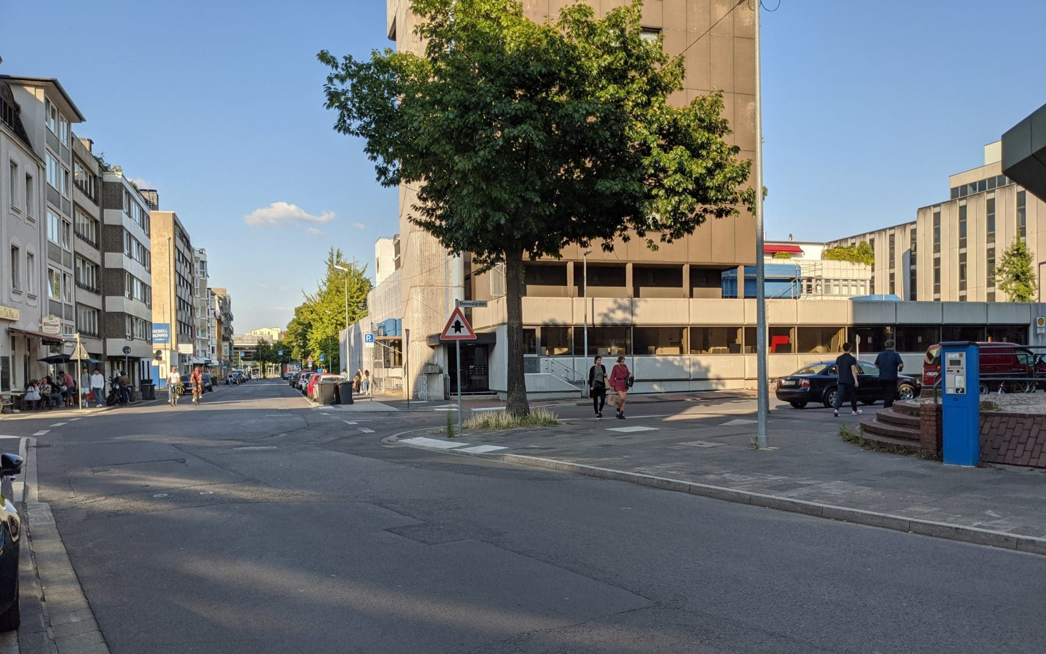 Verkehrsberuhigung in der Innenstadt